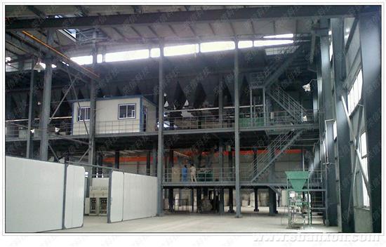 供应耐火材料自动配料系统设计,开发
